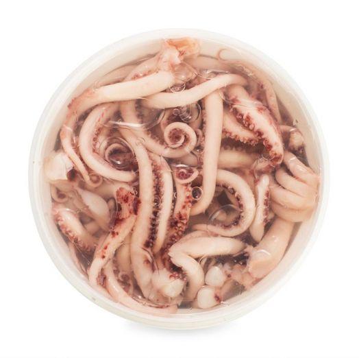 Щупальца кальмара в рассоле (250 грамм)