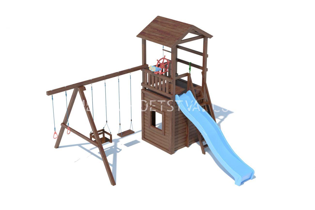 Детский игровой комплекс A 2.4