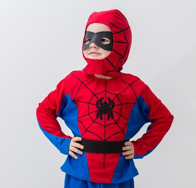 Костюм маленького Человека Паука