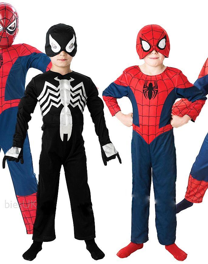 Реверсивный костюм Человека паука
