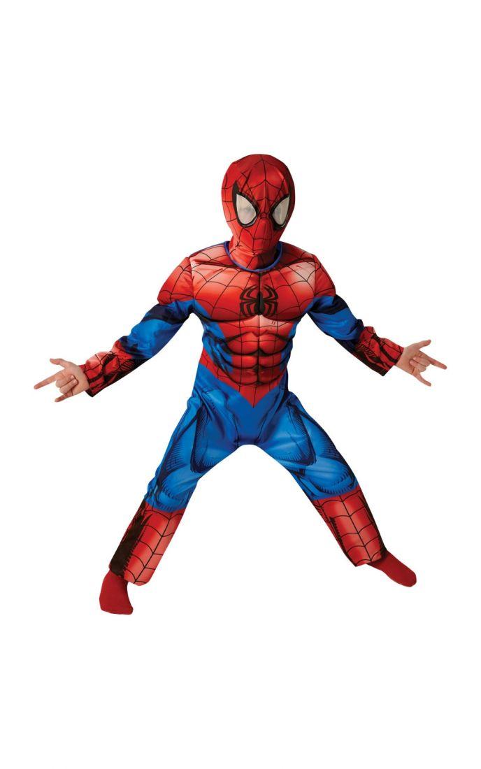 Детский костюм Спайдермена Dlx