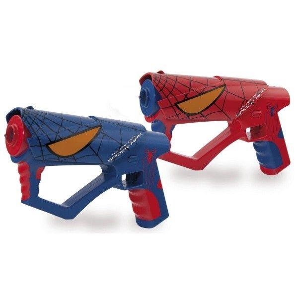 Бластеры Человека Паука Nerf