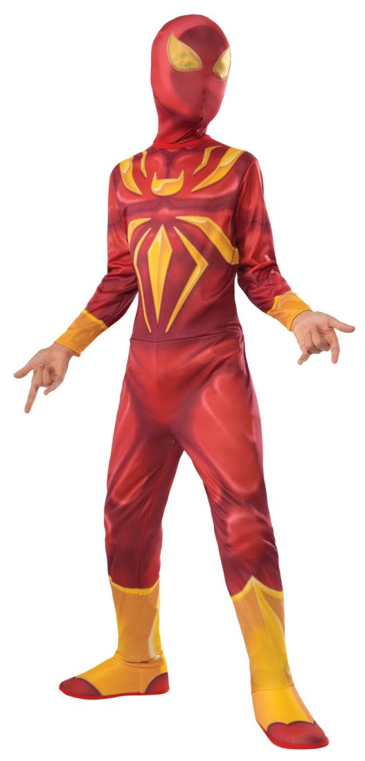 Детский костюм железного спайдермена