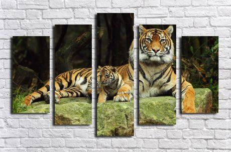 Модульная картина Животные 10