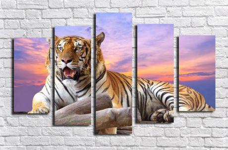 Модульная картина Животные 11