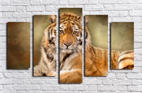 Модульная картина Животные 14