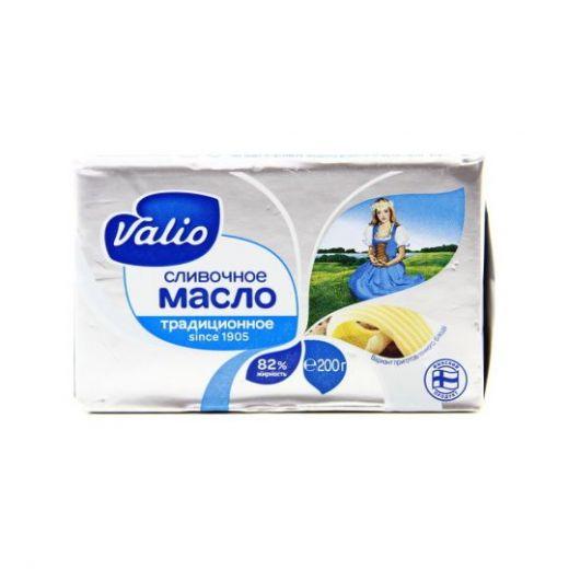Сливочное масло Valio 82% 200гр.