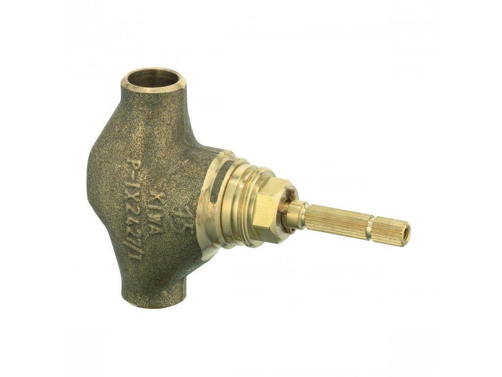 Kludi Adlon вентиль для ванны и душа или труб 29911 ФОТО