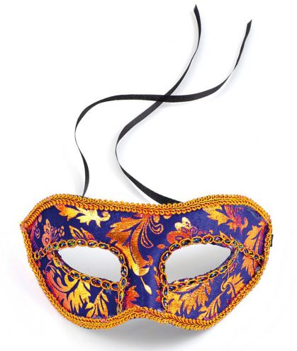 "Маскарадная маска ""Незнакомка """