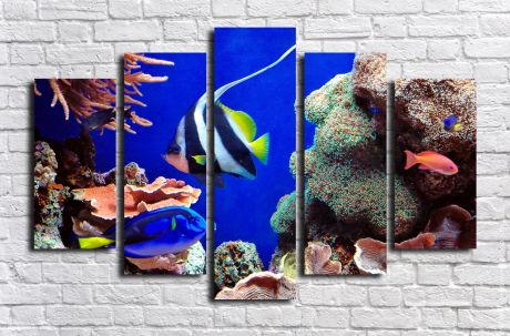 Модульная картина Животные 43