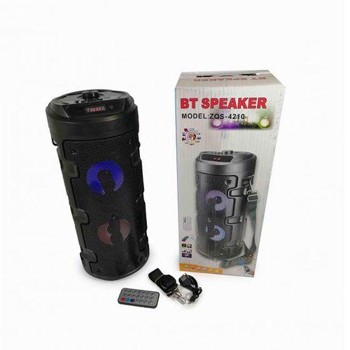 Портативная акустическая система Bluetooth BT Speaker ZQS-4210