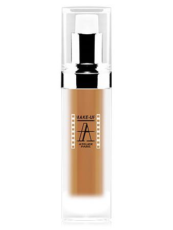 Make-Up Atelier Paris Radiance Foundation FLV3 Gilded Тон-флюид V3 перламутровый загорелая кожа (бронзовый)