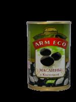 Маслины с косточкой ARM ECO 300гр
