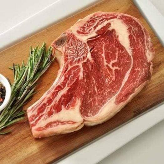 Стейк Ковбой из мраморной говядины (1 кг)