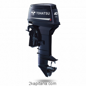 Лодочный Мотор Tohatsu (Тохатсу)   M 40 D2 EPOS