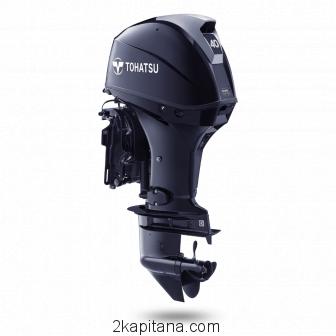 Лодочный мотор Tohatsu (Тохацу) MFS 40 A ETS