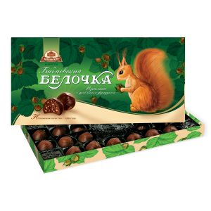Набор конфет БЕЛОЧКА 400г