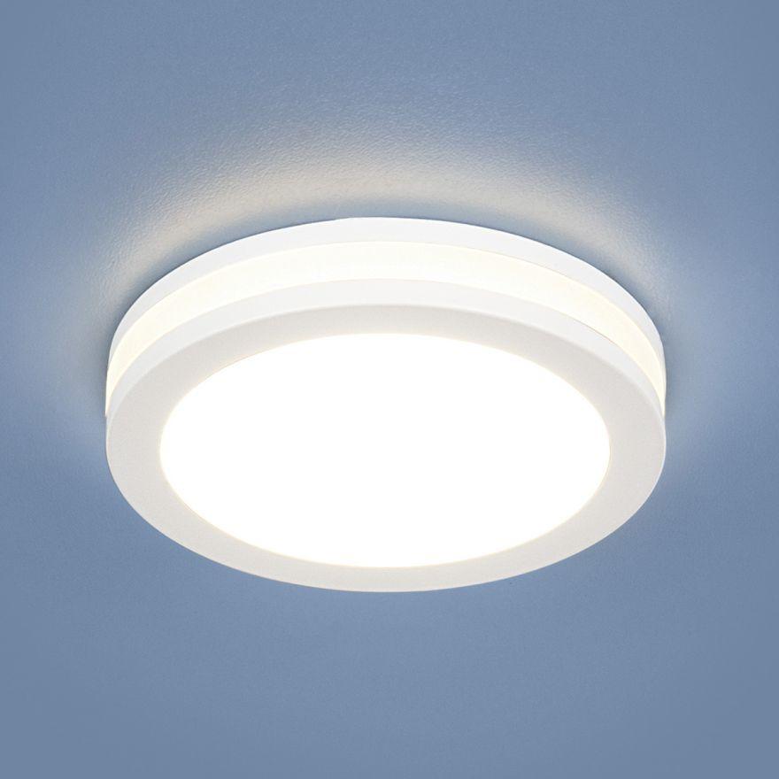 Светильник светодиодный Elektrostandard DSKR80 5W 3300K a030554