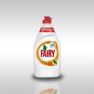 Средство для мытья посуды FAIRY Апельсин и лимонник 650мл