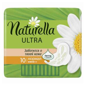 Прокладки гигиенические Naturella Ultra Normal Single 10шт