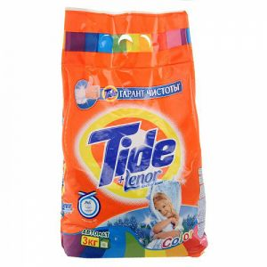 Порошок стиральный Автомат TIDE Color lenor scent 3000г