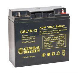 Аккумулятор General Security GSL18-12
