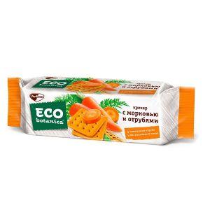 Крекер ECO BOTANICA 200гр Морковь/отруби