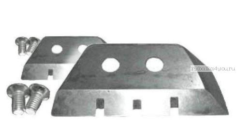Ножи для ледобура Nero зубчатые 130мм