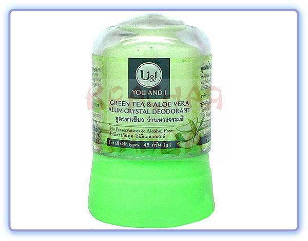 U&I Stick Body Deodorant With Green Tea & Aloe Vera
