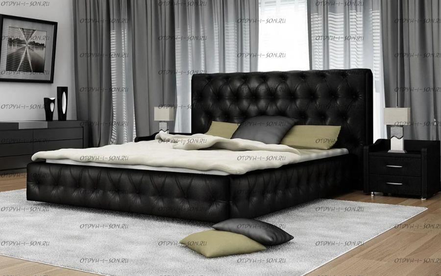 Кровать Шерри-2 б/о