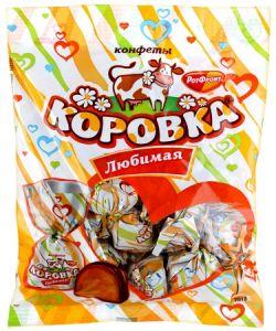 Конфеты КОРОВКА любимая Рот Фронт 250г