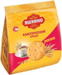 Крекер ЯШКИНО Классический 180г