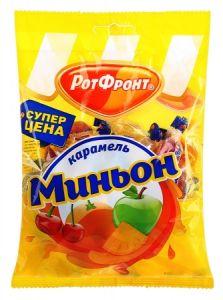 Карамель МИНЬОН Рот Фронт 200г