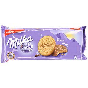 Печенье MILKA с овсяными хлопьями 168г