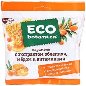 Карамель ECO BOTANICA Облепиха/медля витамины Рот Фронт 150г
