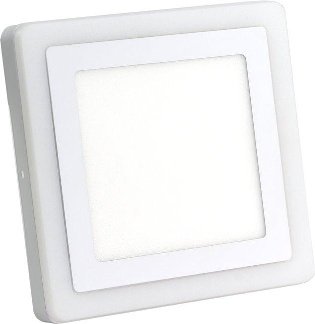 Светильник светодиодный SmartBuy 18W SBLSq1-DLB-18-3K-B