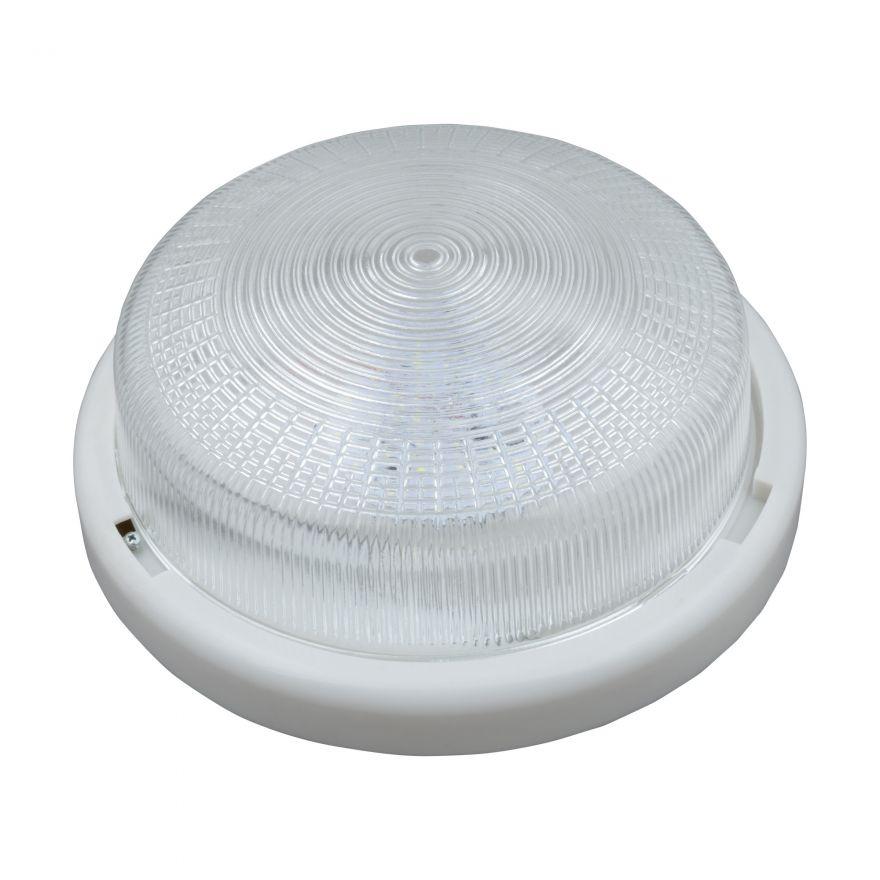 Светильник светодиодный Uniel 12W ULO-K05B 12W/6000K/R24 IP44