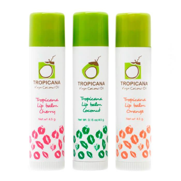 Гигиеническая помада для губ Тропикана