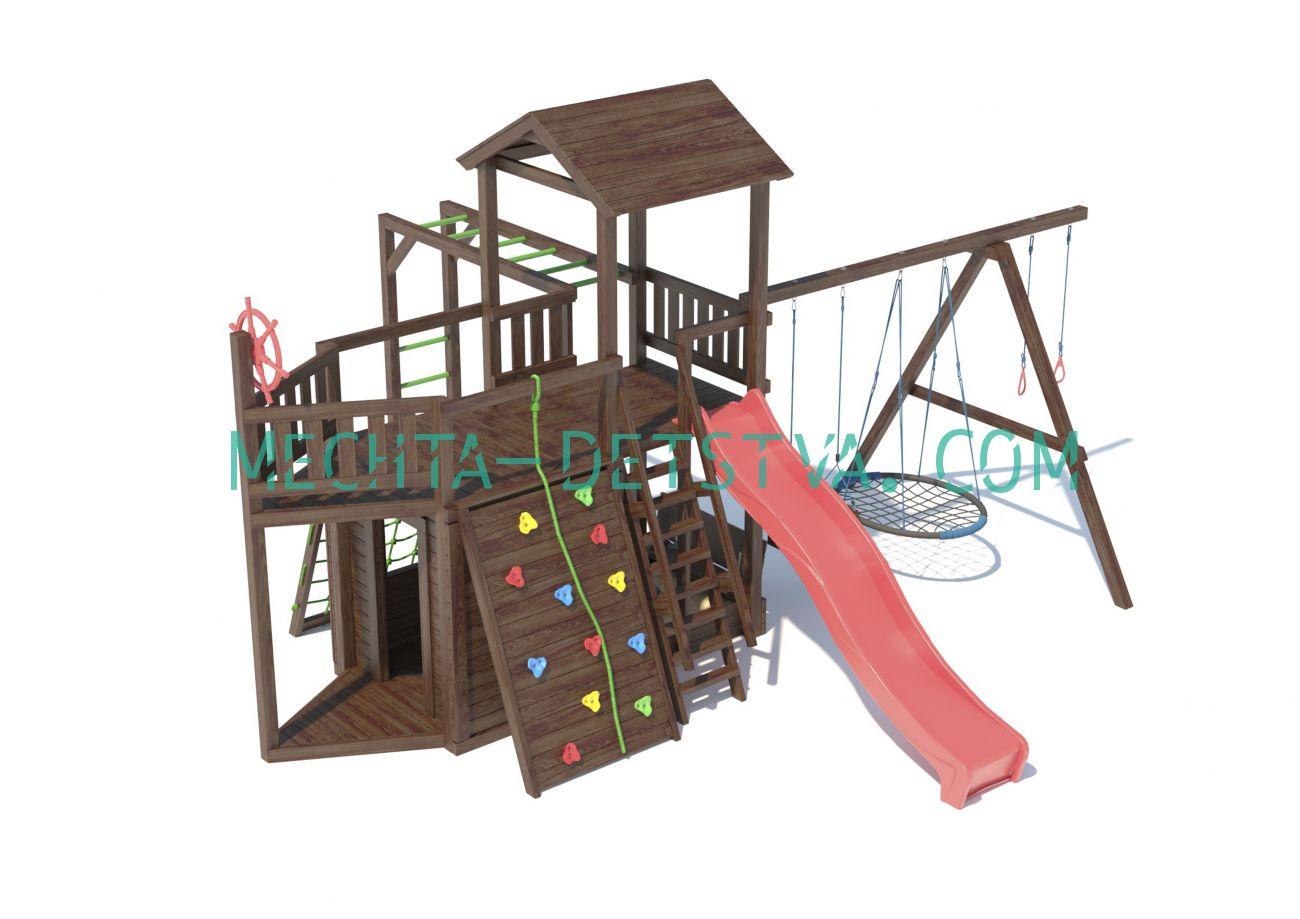 Детский игровой комплекс C 1.2