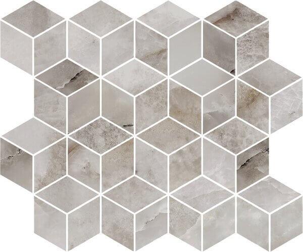 T017/14023   Декор Джардини беж светлый мозаичный