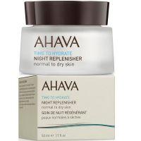 Ahava Ночной восстанавливающий крем для нормальной и сухой кожи Time To Hydrate, 50 мл.