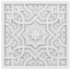 Декоративная Панель Европласт Лепнина 1.57.503 Ш292хВ292хТ62 мм