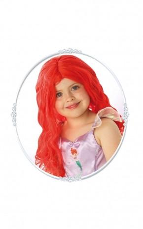 Детский парик Ариэль