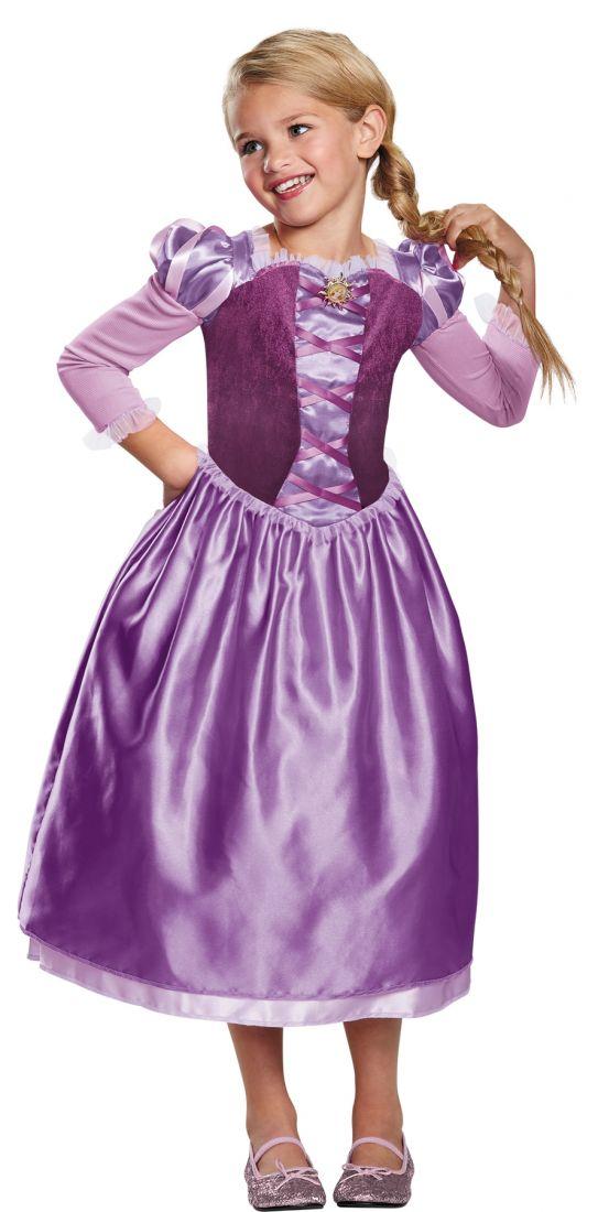 Детский костюм красавицы Рапунцель