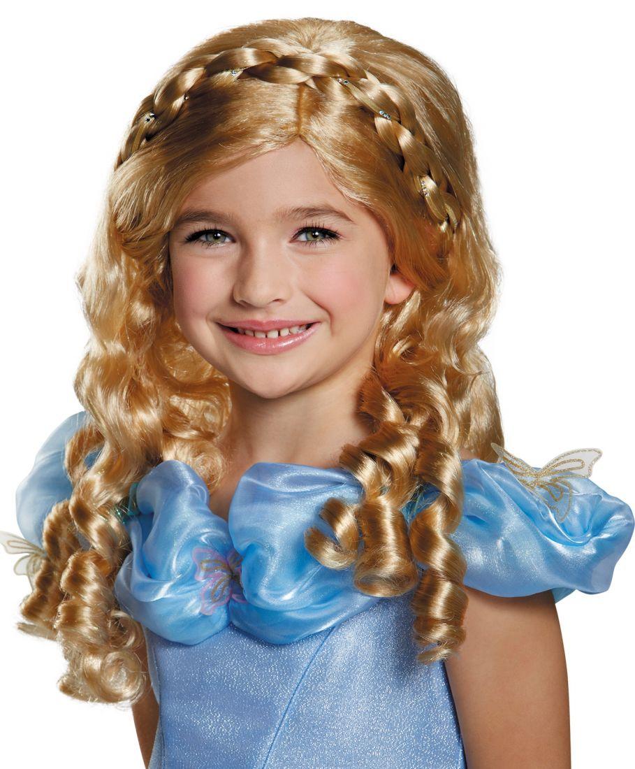Детский парик Золушки из фильма