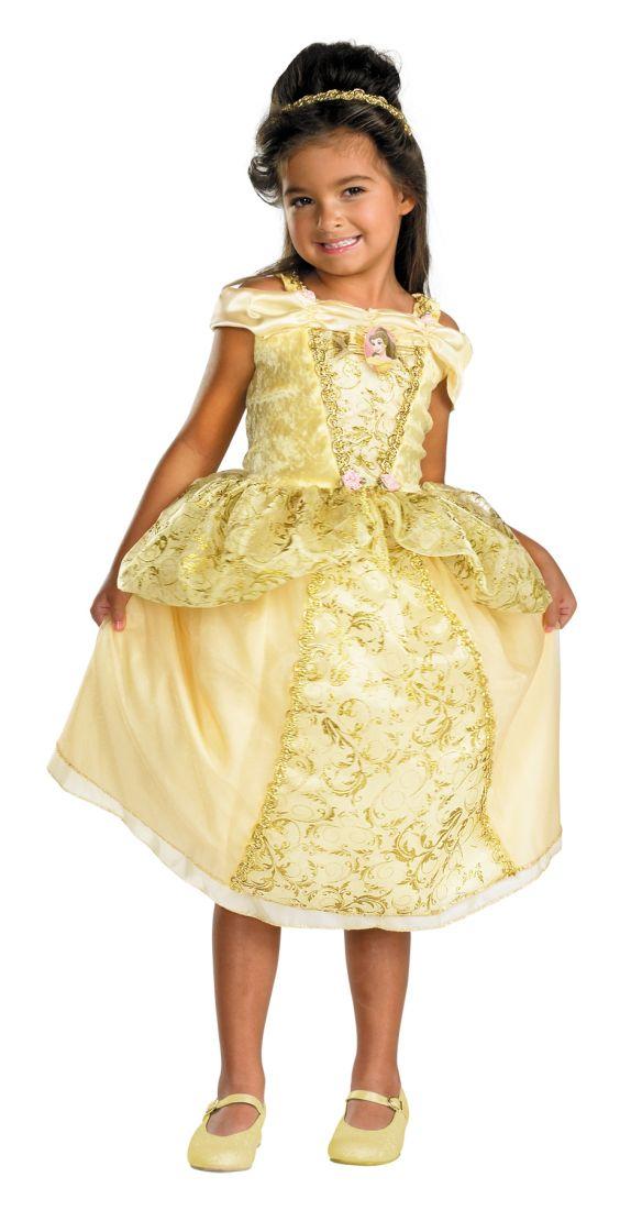 Детский костюм Бэлль