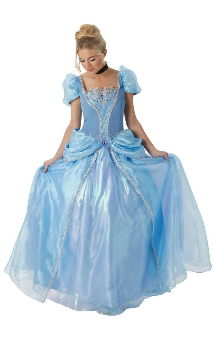 Костюм Золушки для взрослых Disney