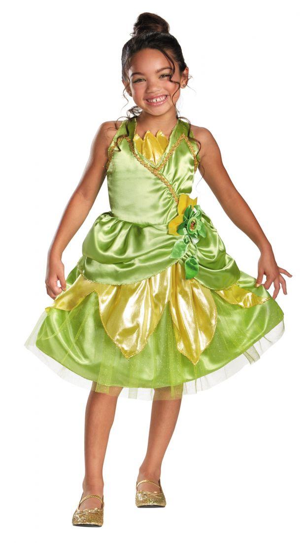 Детский костюм принцессы Тианы
