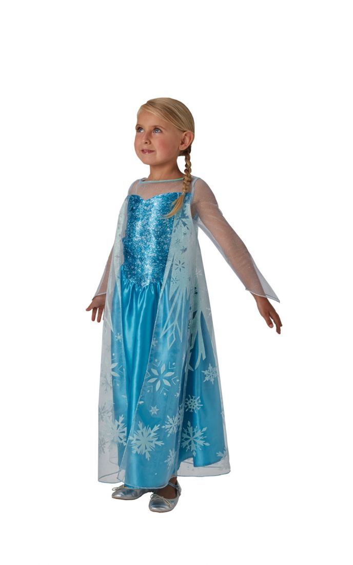 Детский костюм Эльзы Disney