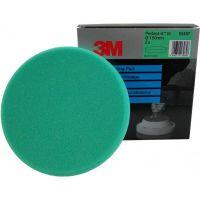 3М Зеленый полировальник для пасты Fast Cut Plus, 150 мм